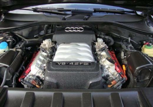 Audi Q7 (4L) 4,2 FSI V8 Motor Benzin BAR 350 PS 1 Jahr Garantie - Gronau (Westfalen)