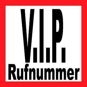VIP Rufnummer 0160 - 2 3 3 3 3 0 3