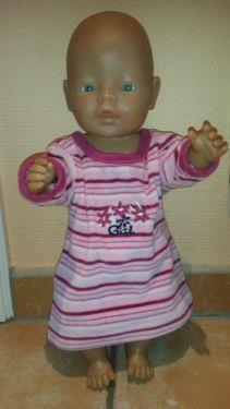Baby Born Nachthemd + Nachthemd für die Puppenmama