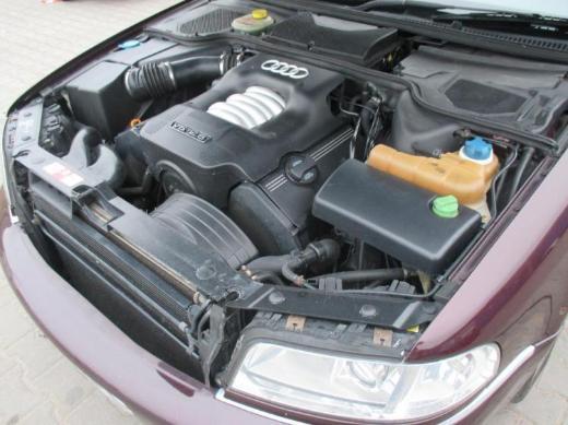 Audi A8 (4D2 4D8) 2,8 V6 30V Motor AMX Benzin 193 PS 1 Jahr Garantie - Gronau (Westfalen)
