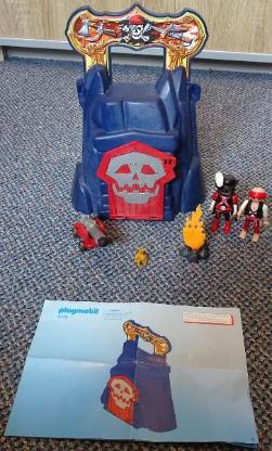 Playmobil Piratenfelsen zum Mitnehmen 4776