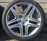 AMG W166 W164 ML GLE Dunlop Sommerräder 295 35 21 107Y DOT 4917 - Bonn