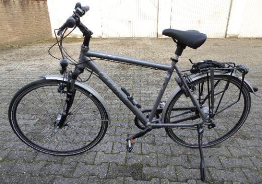 Sportrad mit Rohloff Schaltung