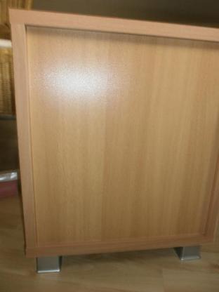 Nachttisch - kl. Kommode - 48 cm hoch - Buche -sehr guter Zustand - Münster