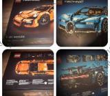 Lego Technic Sportwagen - Ahlen