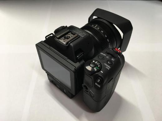 Canon XC15 Camcorder - Berlin