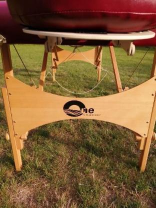 Massageliege Oakworks The One 76 cm - Greven