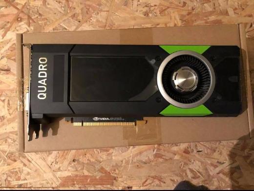 PNY NVIDIA Quadro P5000 16GB PCIe 3.0 Workstation Grafikkarte