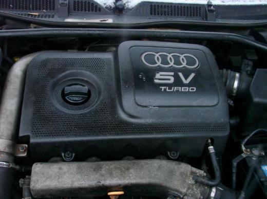 Audi TT (8N3 8N9) 1,8 T Motor Benzin APX 224 PS 1 Jahr Garantie - Gronau (Westfalen)
