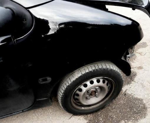 Renault Twingo 1,2 Schlachtfest Kotflügel