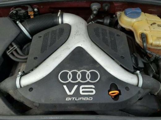 Audi A6 (4B2 C5) 2.7 T quattro Motor AZA 230 PS Benzin 1 Jahr Garantie - Gronau (Westfalen)