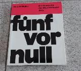 """Buch """"Fünf vor Null """" - Die Besetzung des Münsterlandes - Nottuln"""