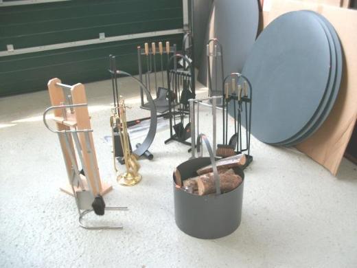 Kaminbestecke, verschiedene Ausführungen - Wagenfeld