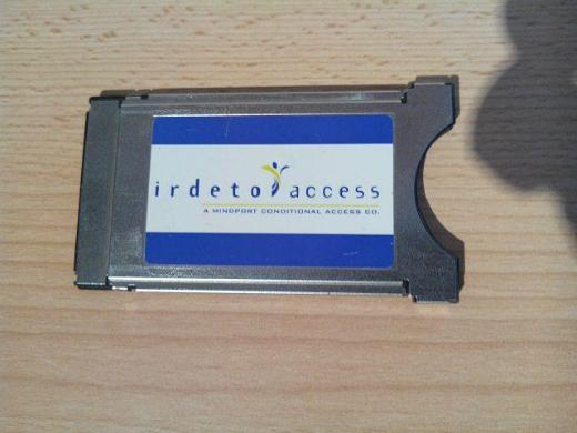 CI-Modul Irdeto Access DVB/MPEG-2 - Verden (Aller)