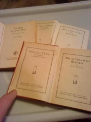 Ullsteintaschenbücher 3 Stk. - Bremervörde