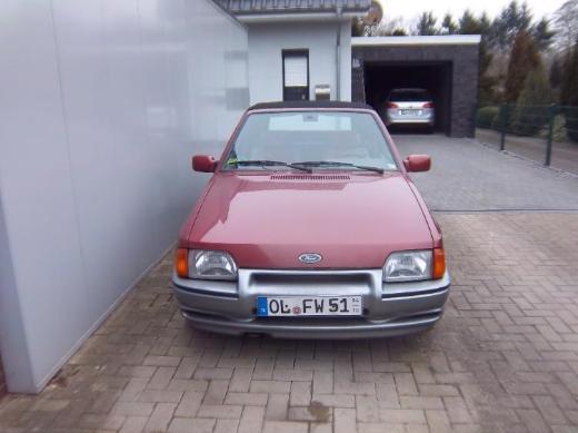 Ford Escord XR 3 Cabrio - Oldenburg (Oldenburg) Kreyenbrück