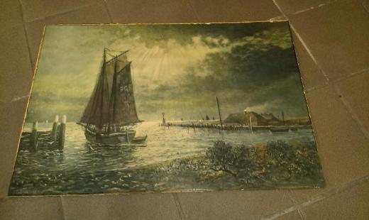 Ölbilder und mehr - Bremen