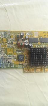 AGP Grafik Fujitsu Siemens GM1000 TNT M64 - Verden (Aller)