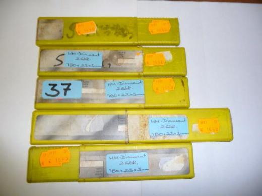 Einstell-Lehre für Hobelköpfe,d=125mm - Ritterhude