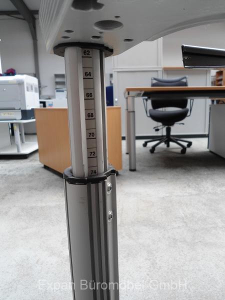 Schreibtisch von Wini BD Lübeck 160, Bürotisch,... Bremen | WESER ...