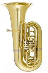 Melton Fafner Tuba in BBb, Mod. 195 - L aus dem Hause Meinl Weston. Profiklasse. Neuware