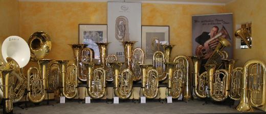 "Melton BBb - Tuba, Mod. 2011FA-L ""Gravity"", 4 Ventile, Neuware - Bremen Mitte"