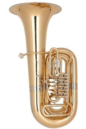 Miraphone 86 A Goldmessing Tuba in BBb inkl. Miraphone Gigbag. Neuware - Bremen Mitte