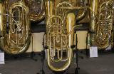 Melton Phoenix 751 Euphonium voll kompensiert. Handarbeit . Made in Germany
