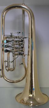 Melton Meisterwerk Konzertflügelhorn. Goldmessing Sonderanfertigung. Neuware - Bremen Mitte