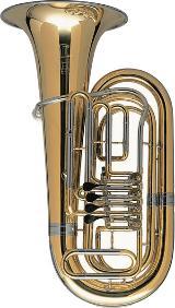 Melton 186 Tuba in BBb. Neuware inkl. Gigbag und Mundstück.