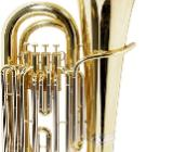Melton Profiklasse Tuba in BBb, Modell 2011 TA , Gravity - Howard Johnson, Neuware