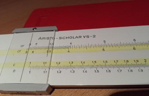 Rechenschieber Aristo Scholar 0903 VS-2 - Verden (Aller)