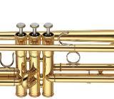 Yamaha B -Trompete, Profiklasse - Modell YTR 6345 G, Made in Japan. Neu inkl. Mundstück und Koffer