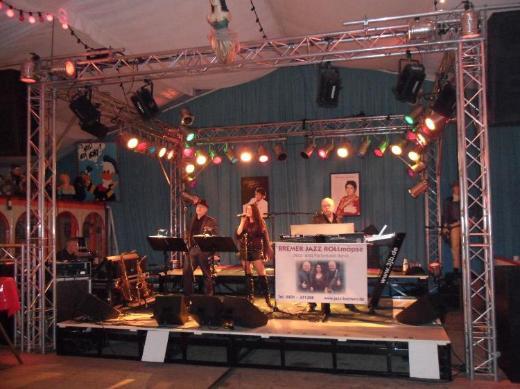 BREMER JAZZ ROLLmöpse = Top Jazz- und Partymusik Band 3 - 5 Musiker - Bremen