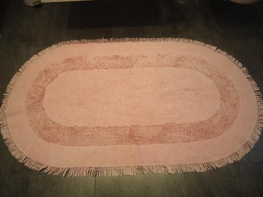 Badteppiche aus 100 % Cotton, verschiedene Maße, beidseitig verwendbar - Bremen