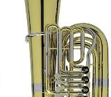 Melton / Meinl Weston 25 Tuba in BBb. 4/4 Größe. Handarbeit - Made in Germany - Bremen Mitte
