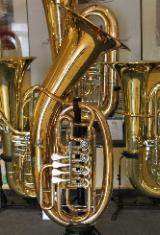 Melton Meisterwerk Bariton, MWB34-L aus Goldmessing. Neuware