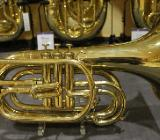 Dynasty U.S.A. Basstrompete / Bassflügelhorn in Bb inkl. Koffer