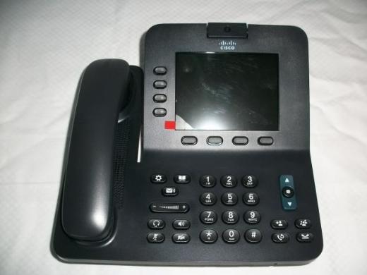 CISCO IP Videotelefon - Wagenfeld