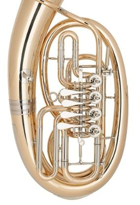 Miraphone Loimayr Premium Deluxe Bariton 54 L Goldmessing. Neuware - Bremen Mitte
