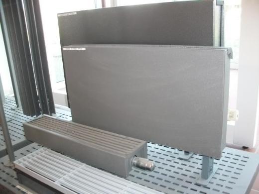 Heizkörper Jaga Linea Plus Wandmodell, 700x120x350, Ausstellungsstück - Wagenfeld