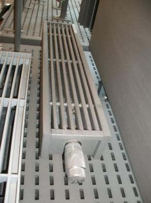 Heizkörper Jaga Mini Standmodell, 60x130x80mm Ausstellungsstück - Wagenfeld