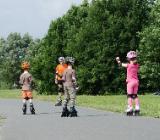 Inline Skate Kurse für Anfänger und Fortgeschrittene - Bremen