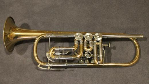 Meister Martin Peter Konzert - Trompete. Goldmessing und Neusilber mit Trigger - Bremen Mitte