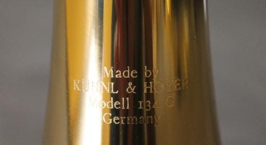 Orig. Kühnl & Hoyer Tenor - Posaune 134 G inklusive Koffer - Bremen Mitte