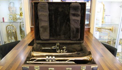 Bach Selmer Stradivarius Doppelkoffer für Flügelhorn und Trompete - Bremen Mitte