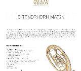 Melton MeisterArt Tenorhorn 4 Ventile mit Stimmzugtrigger, Sonderanfertigung, Neuware - Bremen Mitte