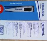 Kinder- und Erwachsenenthermometer Thermoval standard (digitales Fieberthermometer) - Oyten
