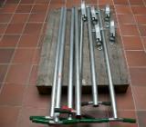Einstiegshilfen / Haltestangen 6-er Set von Weischer, Edelstahl, 150 cm - Wagenfeld