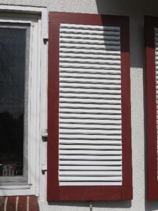 Fensterklappläden - Lilienthal